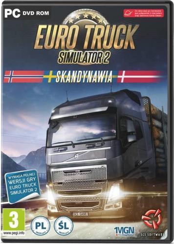 Euro Truck Simulator 2 Skandynawia