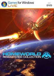 Homeworld Remastered Collection PC (3307215896655)