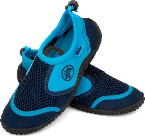Aqua-Speed Buty plażowe dla dzieci 14C Czarne r. 29