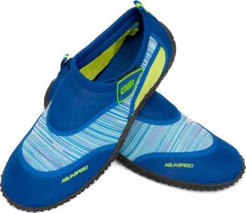 Aqua-Speed Buty do wody 2C niebieskie r. 44