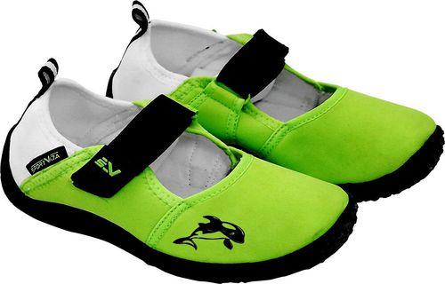 SportVida Buty do wody juniorskie zielone r. 24