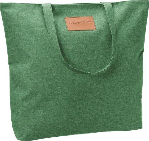 Rovicky Duża pojemna torebka torba shopper a4 ekologiczna Rovicky Nie dotyczy