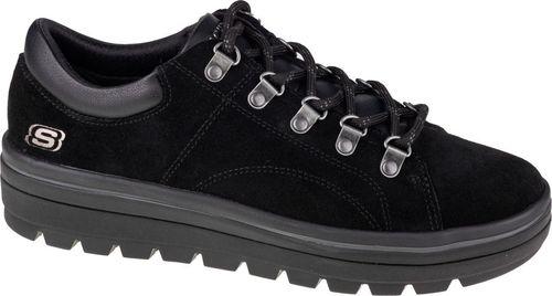 Skechers Buty damskie Street Cleats 2 Fashion Trail 74107-BBK czarne r. 37.5