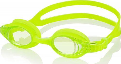 Aqua-Speed Okulary pływackie dziecięce AMARI zielone Aqua-Speed