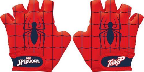 Rękawiczki rowerowe, dziecięce SPIDERMAN
