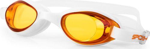 Spokey Okulary pływackie TINI białe Spokey