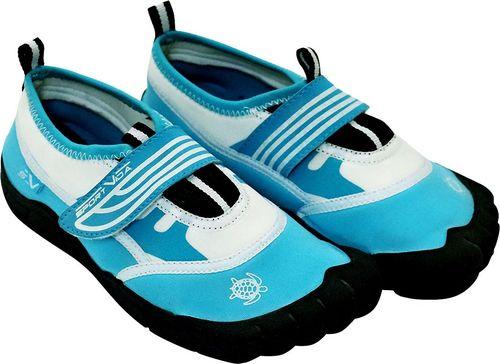 SportVida Obuwie plażowe dla dzieci niebieskie r. 32