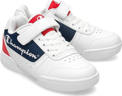 Champion Champion Court Champ PS - Sneakersy Dziecięce - S31924-F20-WW001 30