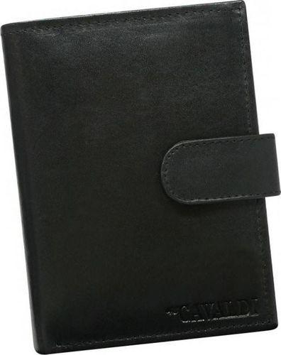 4U Cavaldi Duży portfel dla mężczyzny Cavaldi antykradzieżowy uniwersalny