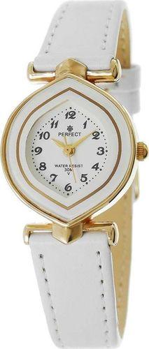 Zegarek Perfect damski L068 złoto-biały