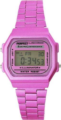 Zegarek Perfect Zegarek Damski Perfect Luminescencja A8022-1 uniwersalny