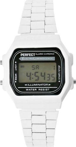Zegarek Perfect Zegarek Damski Perfect Luminescencja A8022-2 uniwersalny