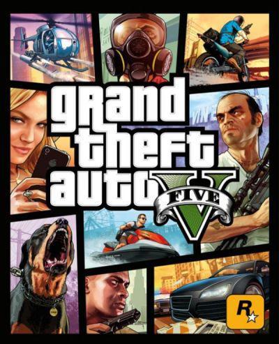 Grand Theft Auto V PL