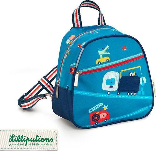 Lilliputiens LILLIPUTIENS Plecak Przyjaciele w podróży