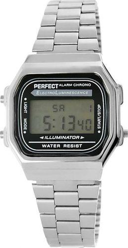 Zegarek Perfect Zegarek Perfect Luminescencja A8022-6 Unisex uniwersalny