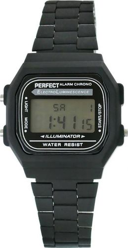 Zegarek Perfect Zegarek Perfect Luminescencja A8022-5 Unisex uniwersalny