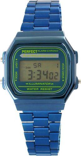 Zegarek Perfect Zegarek Perfect Luminescencja A8022-4 Unisex uniwersalny