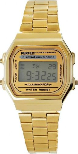 Zegarek Perfect Zegarek Perfect Luminescencja A8022-3 Unisex uniwersalny