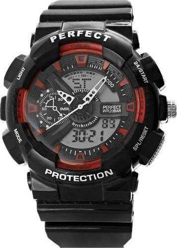 Zegarek Perfect Zegarek Męski Perfect A867-3 uniwersalny