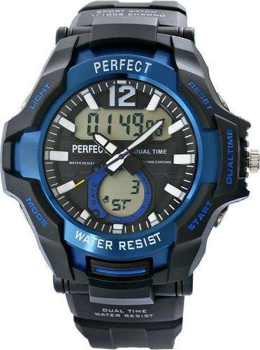 Zegarek Perfect Zegarek Męski Perfect A8024-2 uniwersalny