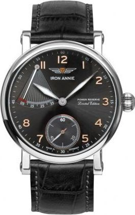 Zegarek Iron Annie Anniversary Model 30 lat 5902-2 Antracytowy (260348)