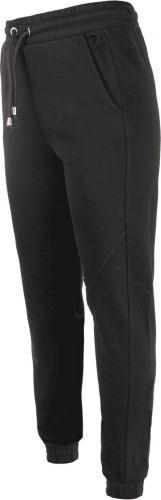 Pepco PEPCO Damskie spodnie dresowe z gumką S czarny