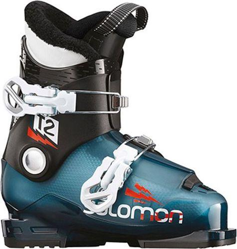 Salomon Dziecięce buty narciarskie Salomon T2 RT Marrocan Blue/Black/White 2020