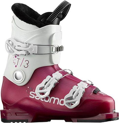 Salomon Dziecięce buty narciarskie Salomon T3 RT Girl Rose Violet 2020