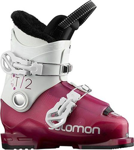 Salomon Dziecięce buty narciarskie Salomon T2 RT Girl Rose Violet 2020