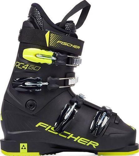 Fischer Buty Fischer RC4 60 Jr Thermoshape Black 2020
