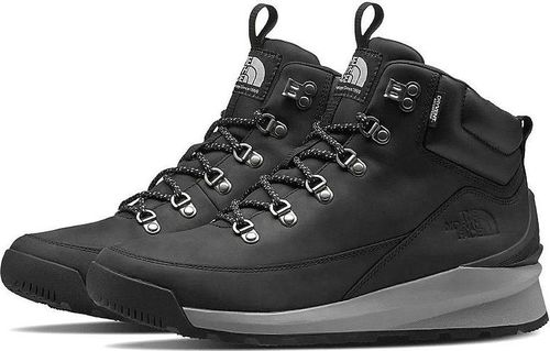The North Face Buty Back to Berkeley Mid Wp czarne r. 43 (NF0A4AZEWL41)