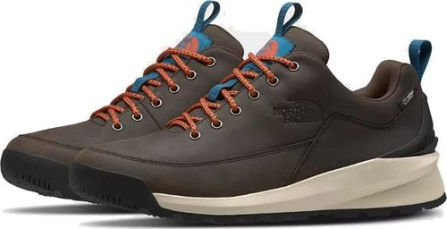The North Face Buty m B2B Low Wp brązowe r. 46