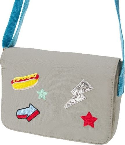 Rockahula Kids Rockahula Kids - torebka Pop Patch Grey