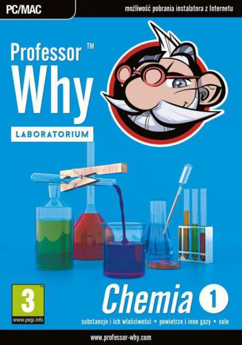 Professor Why: Chemia 1