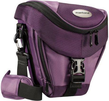 Torba Mantona Premium Holster Bag purple (19750)
