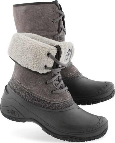 The North Face Buty The North Face Shellista II Roll-Down NF0A3UZZ-GTW 36