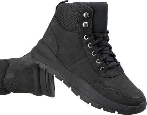 Timberland Buty Sneaker Boot Nero Pelle czarne r. 40 (A27WM)
