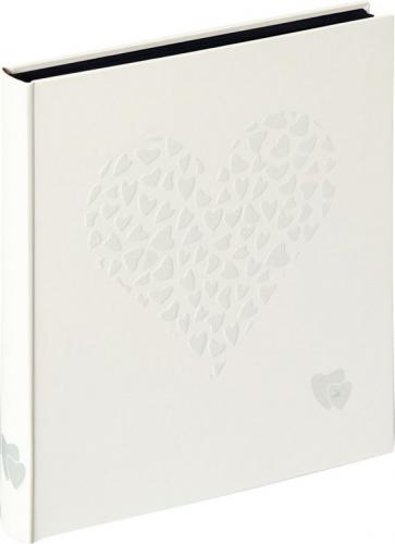 Walther Album śłubny Just for Love, 28x30,5, 50 czarnych stron (FA132)
