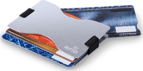Kemer Etui na karty kredytowe KEMER, ochrona przed RFID uniwersalny