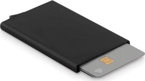 Kemer Etui RFID KEMER Czarny uniwersalny