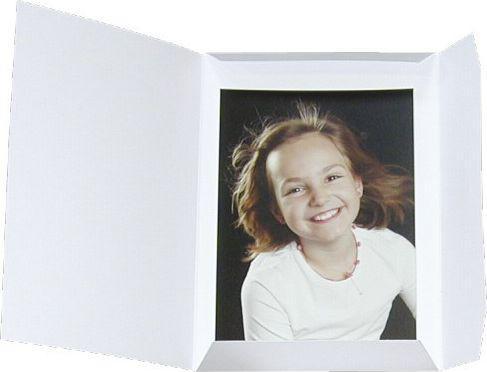 Daiber Etui portretowe Sprint-Line 20x30 biały  (09034)