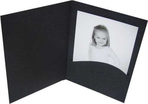 "Daiber Etui portretowe ""Profi-Line"" 13x18 czarny, 100 sztuk (14114)"