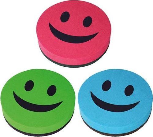 Titanum Gąbki magnetyczne Big Smile mix