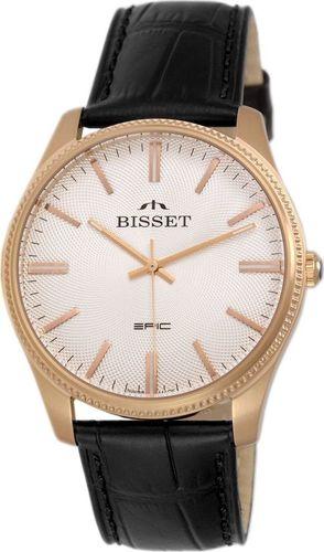 Zegarek Bisset Zegarek BSCE55 RISX 05BX Klasyczny (9579)