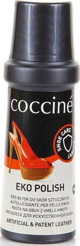Coccine COCCINE czarna pasta w płynie do skóry ekologicznej szt