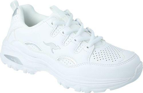 Kangaroos Sneakersy dasmkie Kangaroos 39175 biały 38
