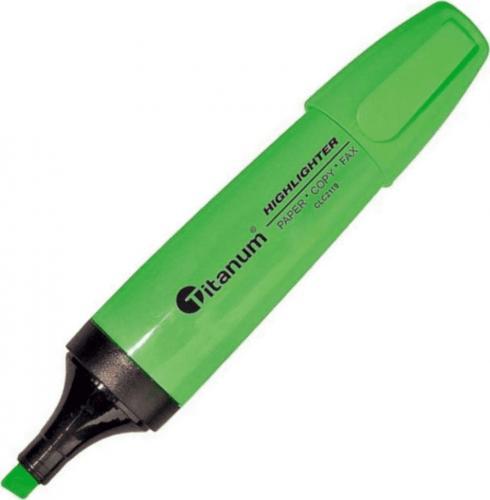Titanum Zakreślacz zielony