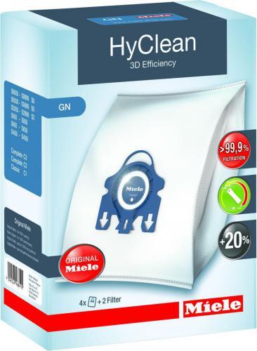 Miele Worki do odkurzacza G/N HyClean 3D Efficiency