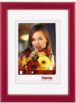 Ramka Hama Bella 13x18, drewniana, czerwona (31664)