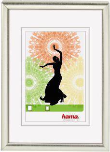 Ramka Hama Madrid 20x30, plastikowa, szampanowy  (125480)
